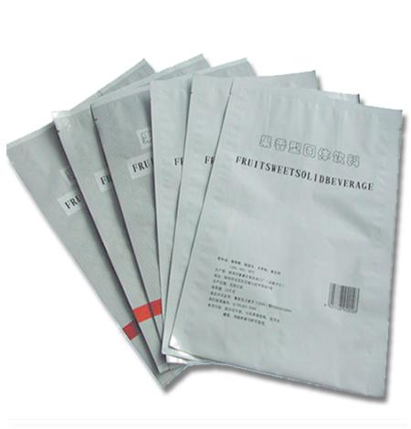 纯铝印刷平口袋