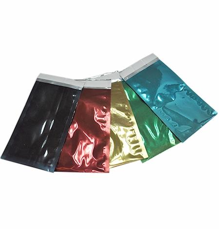 彩色复合镀铝袋